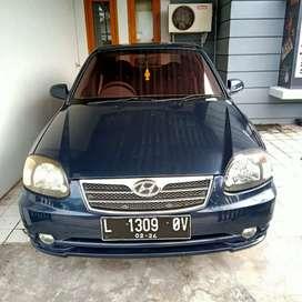Dijual mobil bekas Avega 2009 metic  langsung pemilik