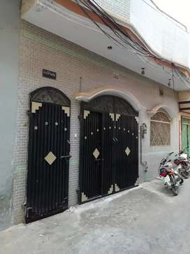 (Urgent Sale) 5 Marla Double story House for sale Near Rescue 1122 Off
