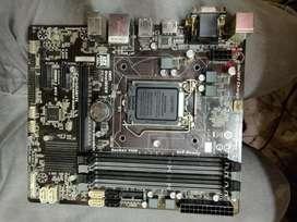 Gigabyte b85 4th generation motherboard