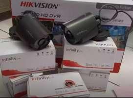 pasang 2Mp Kamera CCTV  paket online Hp pusat pasang terbaik