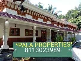 BEAUTIFUL BRAND NEW-POSH HOUSE SALE IN PALA KOTTAYAM HIGHWAY NEAR 3KM