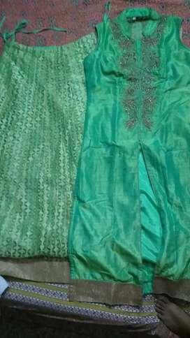 skirt and kurta