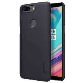 AyooDropship - Nillkin Super Frosted Shield Hard Case for OnePlus 5T -