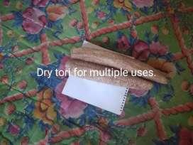 Dry tori multiple useas