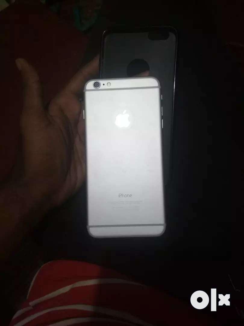 iPhone 6 plus neet used 0