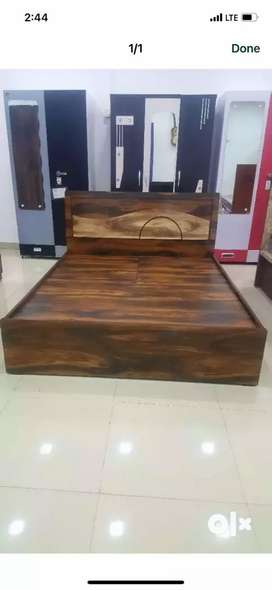 sell sell sell brand new Double Bed with  storage  at factory price