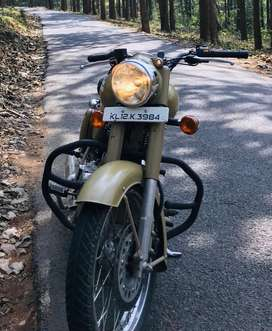500 cc single owner