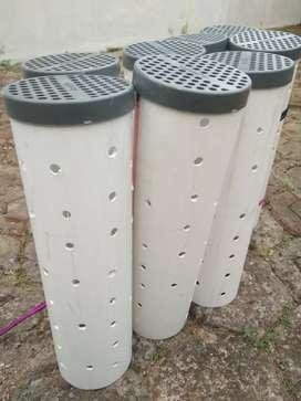 Alat Gali Bor Biopori Anti Banjir dan Pipa dilengkapi Tutup