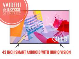 43 Inch Ultra High Definition Smart 4K Quantum HDR QLED TV