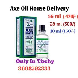 Axe oil home delivery in Tirchy
