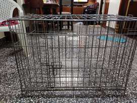 Pet cage for dogs, puppy