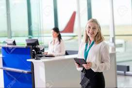 2020 RECRUITMENT IN AIRPORT JOB,  HIRING LONG LASTING AND RESPONSIBLE