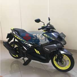 FLASH SALE CASH/KREDIT TERMURAH AEROX 155 STD TAHUN 2019