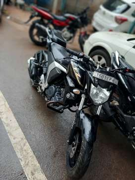 Yamaha fz mint condition