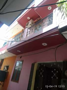 Home 55sqyd,three floor in Ashok vihar