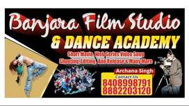 Dance Academy Receptionist