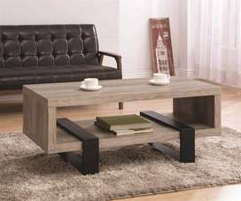 Coaster Home Furnishings Open Shelf Coffee Table Furniture Piece