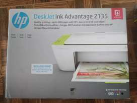 Jual HP deskjet ink advantage 2135