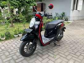 Honda scoopy 2018