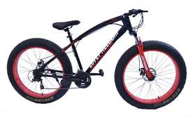 wholesale rates-Fat fancy cycles attractive colors-EMI ZERO% brand new