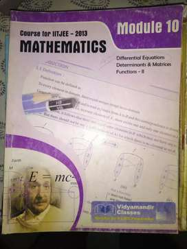 VMC Study material for IIT JEE preparation