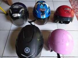 Helm bekas murah