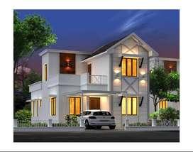 low budget luxury villas