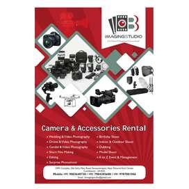 Camera rent