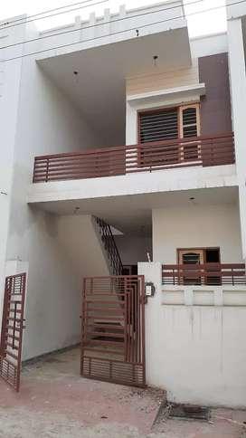 2 bhk independent villa customize as construction