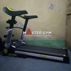Jual Alat Fitnes Treadmil Elektrik SJ/0829 - Kunjungi Toko Kami