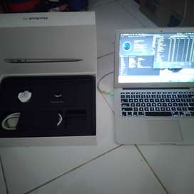 Macbook air 2013 4gb 128gb minus