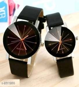 Elegant Men's And women's Analog watch