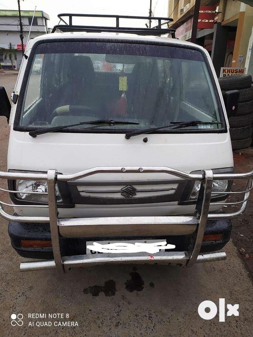Maruti Suzuki Omni 8 Seater BSIV, 2017, Diesel
