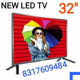"BRAND NEW 32"" SMART / ANDROID 4K LED TV 2YEARS WARRANTY WITH BILL"