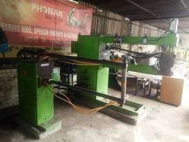 MACHINERY SEAM WELDING MACHINE & SPOT  WELDING MACHINE