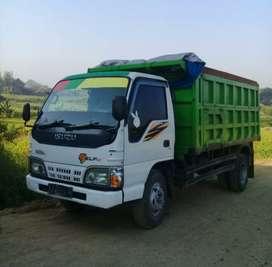 jual dump truk isuzu elf NKR71 HD-E2