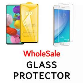 Mobile Glass Protectors All Types - Wholesellers are Welcome