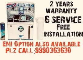 Full time sale on aquafresh ro with 2 years warranty
