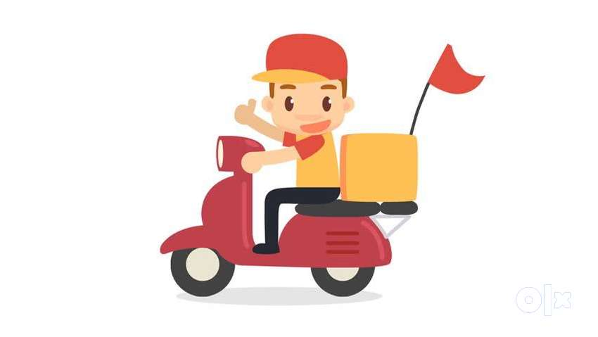 JOBS FOR DELIVERY - E COMMERCE 0