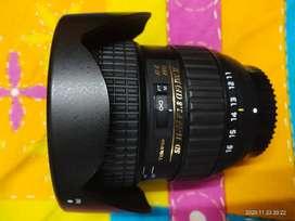 Tokina AT-X 116 PRO DX II AF 11 - 16 mm f/2.8 for Nikon DSLR