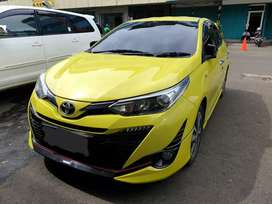 Toyota Yaris TRD S AT 2018 TOP istimewa