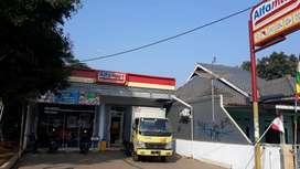 Dijual  Franchise Alfamart Kab.Subang Jabar 2.5 M negoo