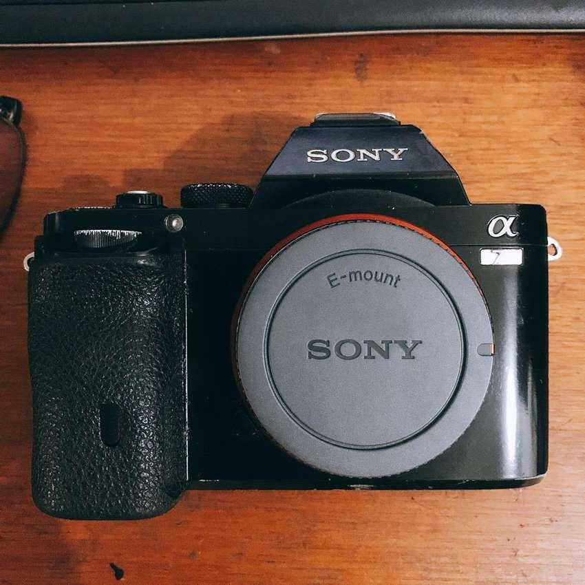 Sony a7s mark i 0