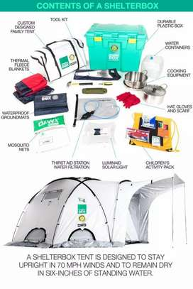Shelterbox tent best tent for camping