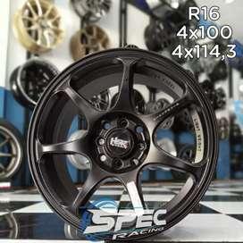 Velg Racing R16 bisa tukar tambah di Spec Racing