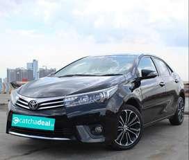 Toyota Corolla Altis V 1.8 AT 2015