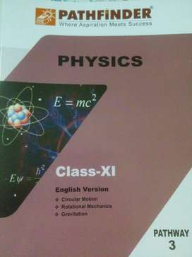 Pathfinder and Career point IIT-JEE/WBJEE materials(Physics,Chemistry)