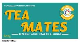 Tea and milk shake masters