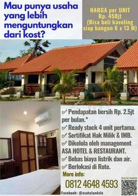 Hotel untuk Investasi