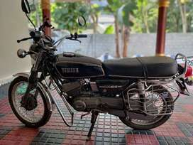 Yamaha RX 100 1986 model